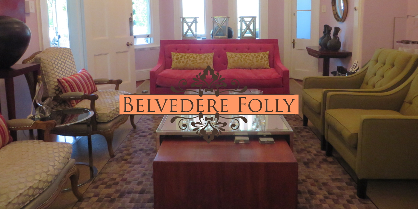 Belvedere Folly lounge